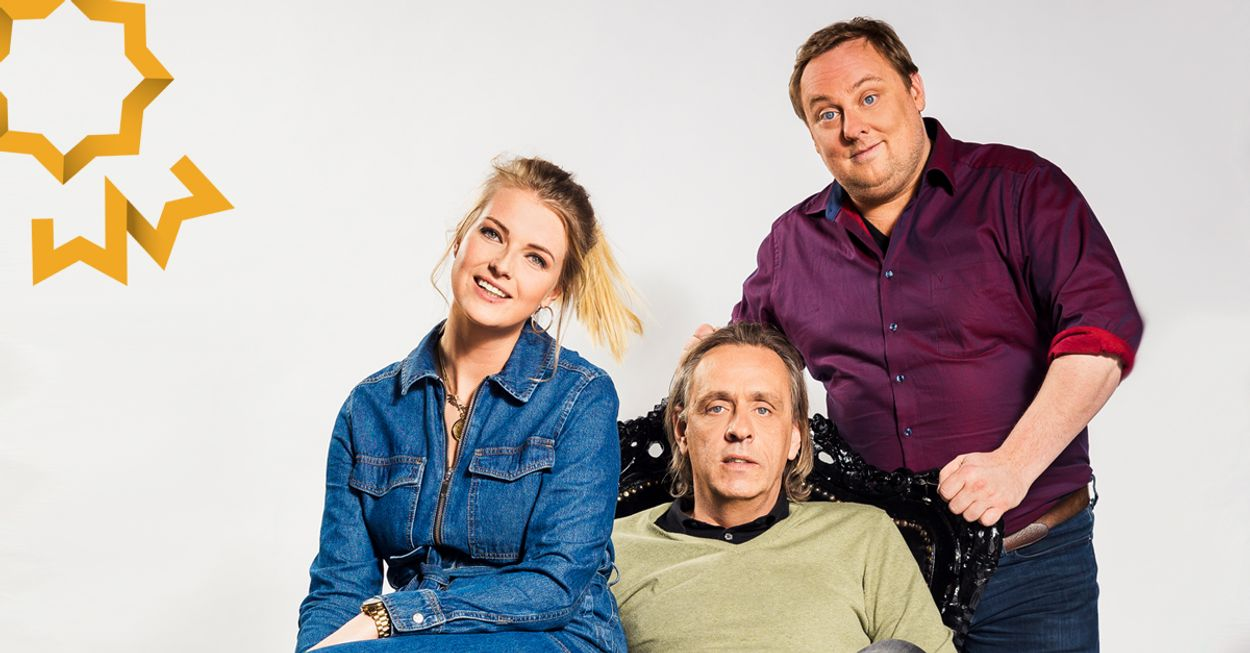 Afbeelding van De Krokante Leesmap wint Dutch Podcast Award