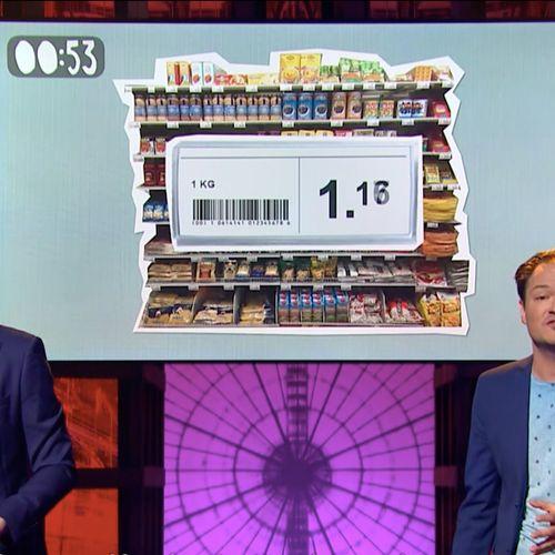 Afbeelding van Hoe hebben supermarkten hun prijzen verhoogd?